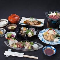 *和食会席(一例)/四季の恵みを豊かな味わいに、真心を添えて