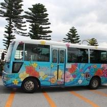 【無料ビーチシャトルバス】ホテルからビーチまで3分