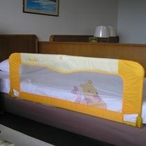 【客室】ベッドガード/無料貸出サービス