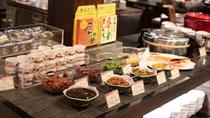 ◇THE DINING 暖琉満菜【朝食】ビュッフェコーナー