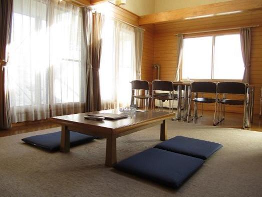 【2連泊以上がおすすめ♪】みんなで泊まろう2階建て広々コテージ(食事は持ち込み&自炊)連泊プラン♪