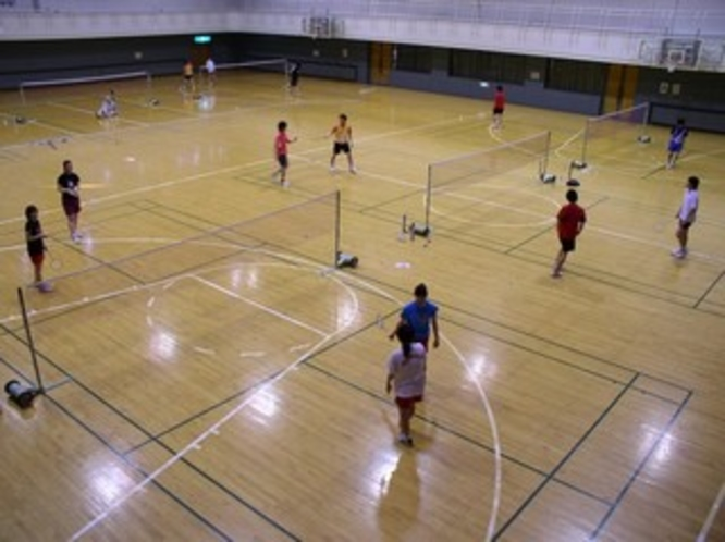 スポーツセンター(メインアリーナ)