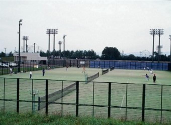 テニスコート(オムニ)