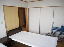 1F洋室(棟名「よしの」)