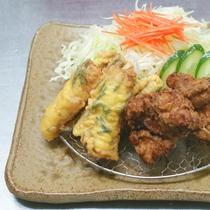 【和洋折衷料理一例】工夫を凝らしたお料理をご堪能ください