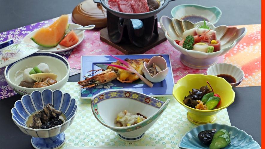 【料理一例-リーズナブル】