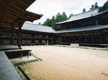 書写山円教寺(三つの堂)