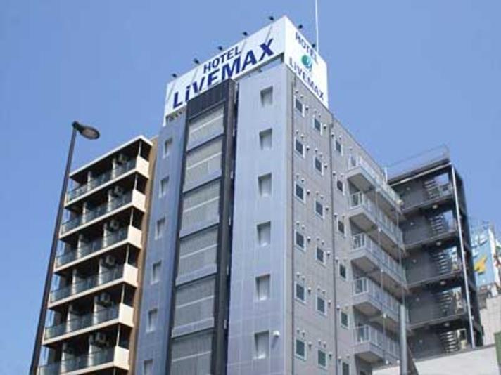 ホテルリブマックス姫路駅前 外観