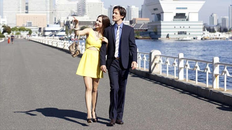 観光スポット横浜を存分に満喫した後は、PLUMMでゆったりと過ごして♪