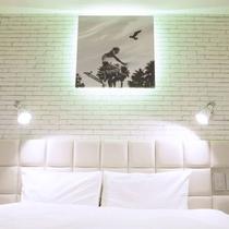 SOHOダブル ※お部屋によりデザインやレイアウトが異なる場合がございます。