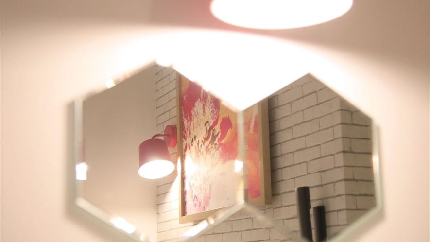 全室・エントランス・レストランにWi-Fi完備!(禁煙デザイナーズシングル)