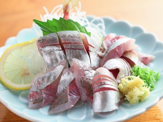 ★【自分で釣った魚を食す♪】レンタル釣り竿付き2食付プラン