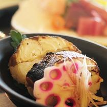 福井名物鯖の棒寿司