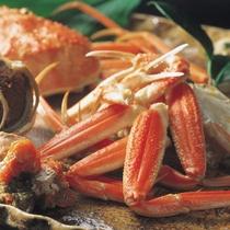 ゆで蟹イメージ