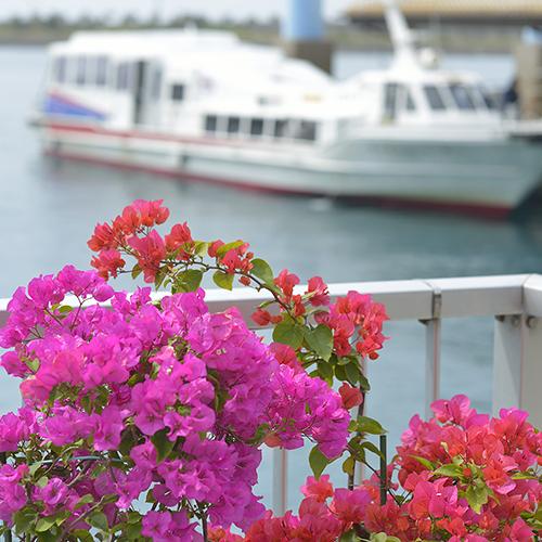 石垣島離島桟橋