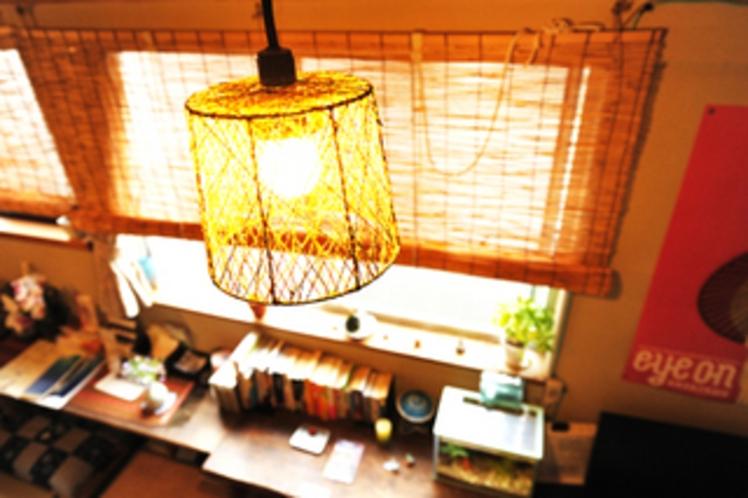 PCルーム電灯