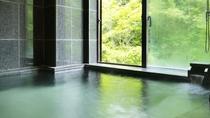 ◆個室風呂 和泉の湯/プライベートな空間でゆったりと湯あみをお愉しみいただける個室風呂。