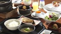 ◆ご朝食/和定食(ある日の一例)
