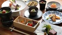 ◆ご夕食/期間限定!お手軽和食「季節の膳」(ある日の一例)