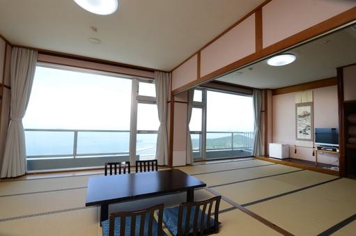 海側和室(7人部屋)
