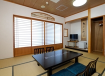 海側和室(4人部屋)