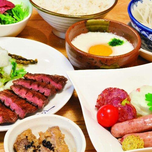 牛たん炭焼利久 定食