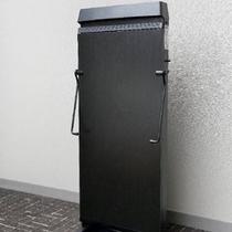 ズボンプレッサー(室内装備・レディースルーム以外)