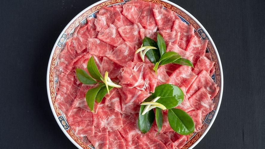 当館は仙台牛の認定店でございます。お得な食べ放題のプランもご用意致しております。