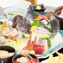 【食材イメージ】新鮮な海の幸を満喫