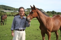 オーナーと馬