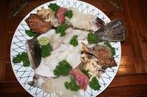 旬の海鮮料理プラン