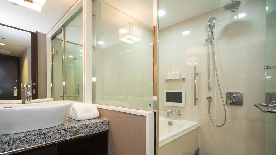 ◆スイートルーム  バスルーム