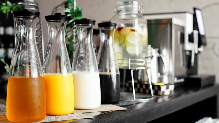 ◆朝食ドリンク
