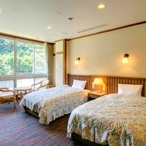 洋室ベッド