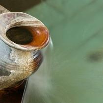 大浴場の壺