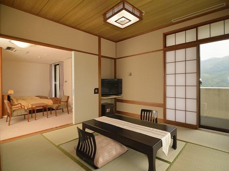広々和洋室(2階・3階)