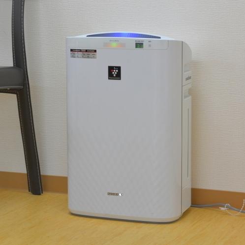 空気清浄器(無料貸出、台数限定)