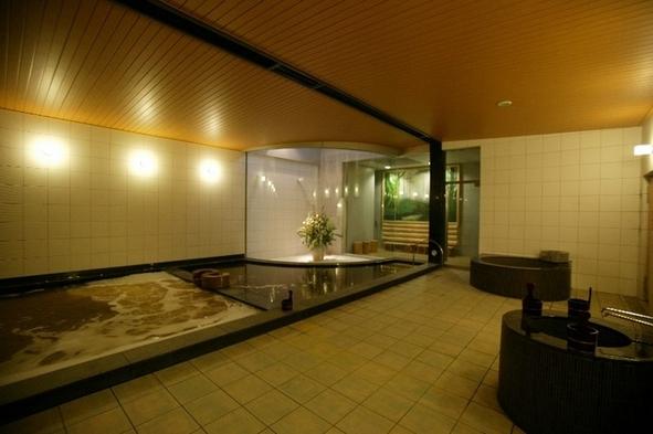 スパ温泉プラン 天然温泉 レジデンス棟 キッチン付きコンドミニアム