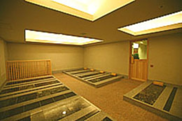 スパプラン天然温泉入浴券付き 弱アルカリ性のナトリウム塩化物温泉で保温・美肌効果をお楽しみ下さい。