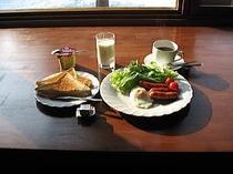 ある日の朝食例 その2