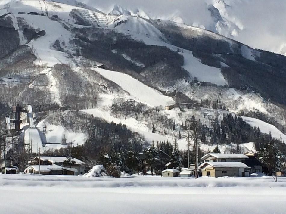 八方尾根スキー場