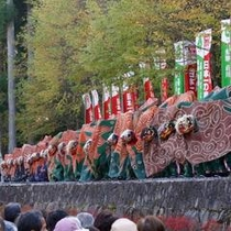 荘川ふるさと祭り(写真協力:高山観光協会)