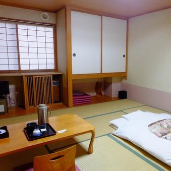 和室【8〜10畳】〜Wi-Fi接続可能〜