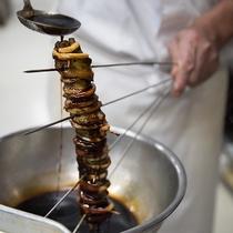 *【料理長】熟練の料理長が季節の食材を生かした献立を日々考案しております