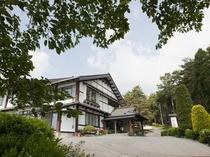 羽広荘 外観