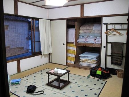 和室  個室二人〜三人部屋