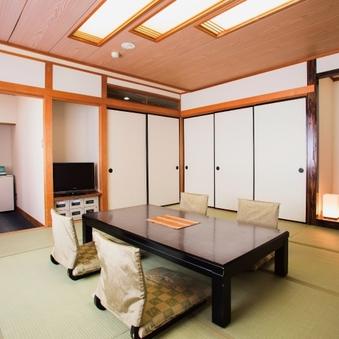 【 本館 】 和室12畳(バス・トイレ付)※イメージ
