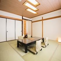 【 本館 】 和室12畳 (バス・トイレ付)※イメージ※