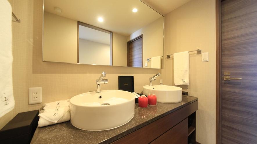露天風呂付き 洋室ツイン リラクゼーションルーム