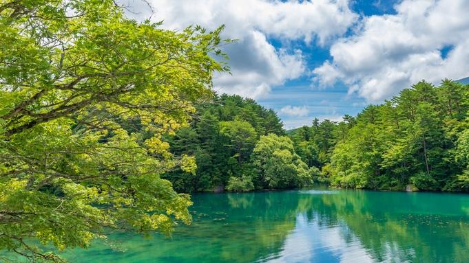 巡るたび、出会う旅。東北★撮影後のお食事OK★きらめく湖沼と夏の青葉を心と写真に焼きつけて《2食付》